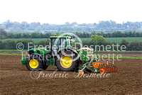 Tractor drilling 1